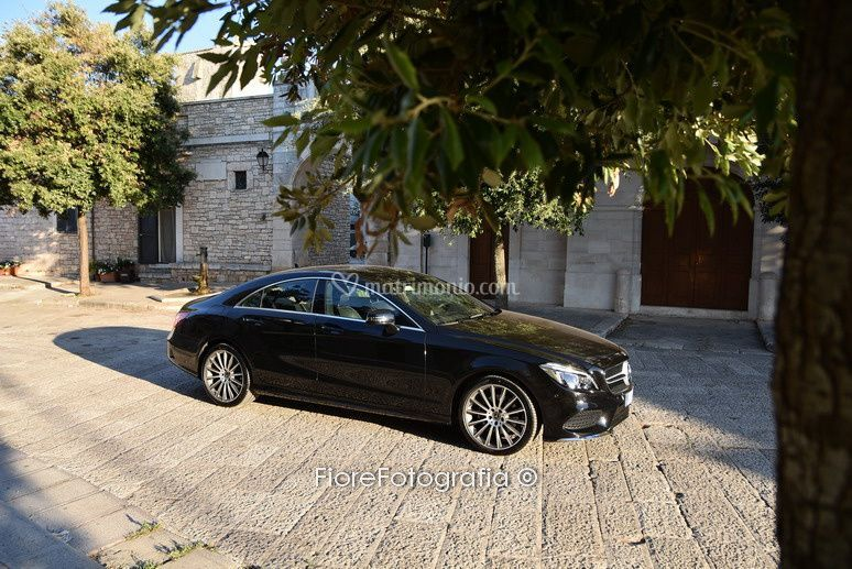 Mercedes CLS 250D 4MATIC