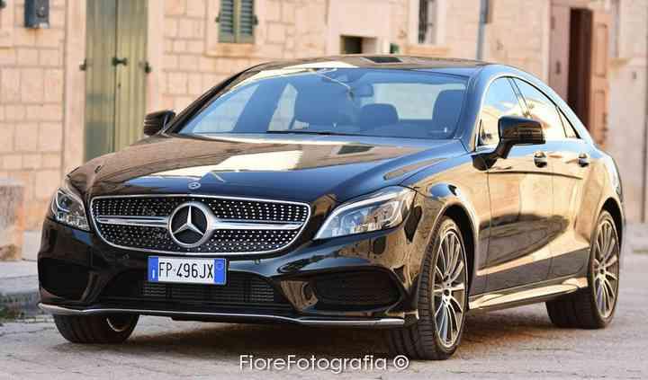 Mercedes CLS 250D 4MATIC