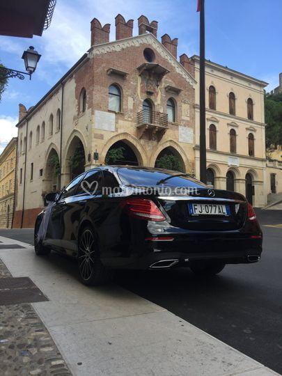 Mercedes E Amg-line