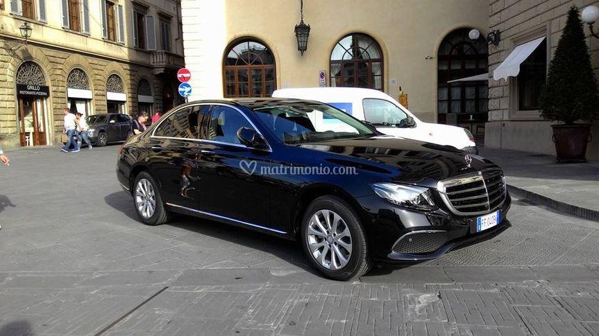 Mercedes E Class Exclusive Sedan