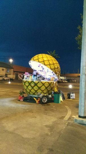 Hawaiiananas a Civitanova Marche