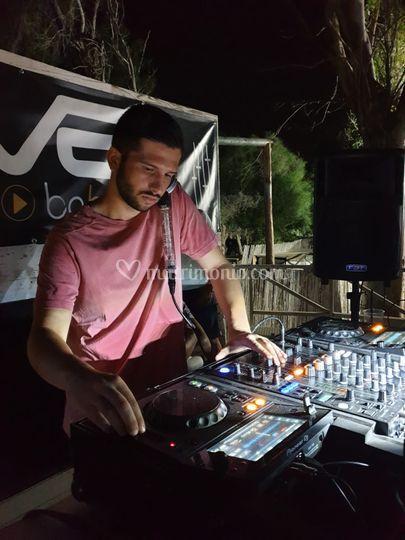 DJ Alessio Tolomeo