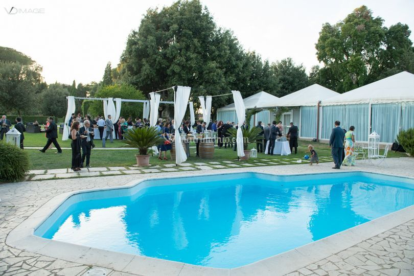 La piscina di giardini della insugherata foto 37 for Piani di progettazione della piscina