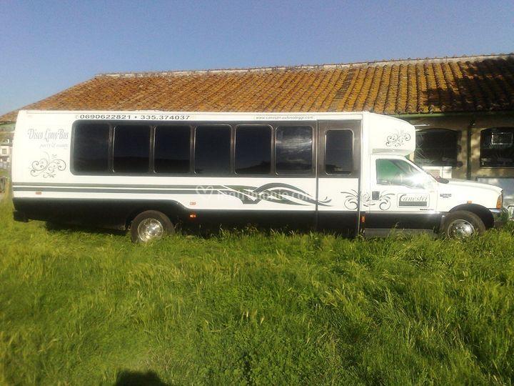 Noleggio disco bus