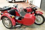 Sidecar bmw