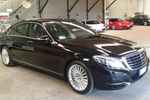 Mercedes classe s new modell 2