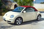 New beetle cabrio red edition