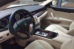 Maserati quattroporte interni