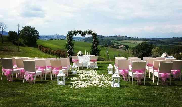 Agriturismo romantico Taverna di Bibbiano