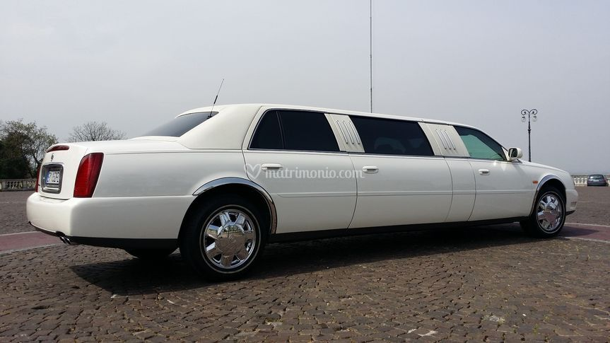 Cadillac limo North Star