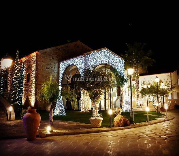 A Christmas Wedding day