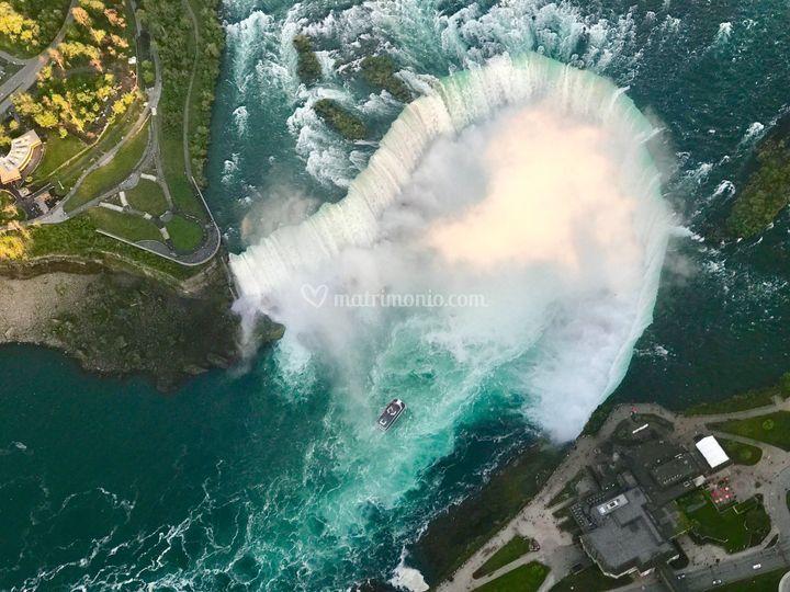 Niagara Falls - Ph.Vishwhesh J