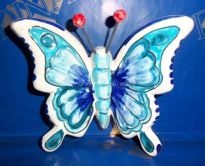 Farfalle varie forme e misure