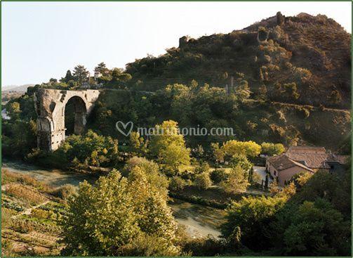 Mulino e Ponte d'Augusto