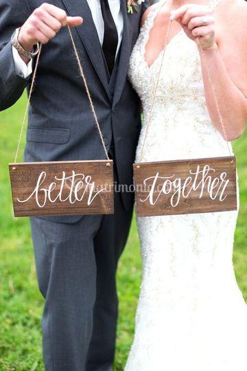 Insegne Better Together
