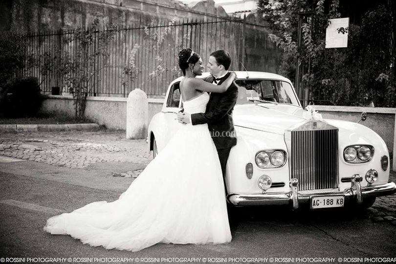 Matrimonio Rolls Royce