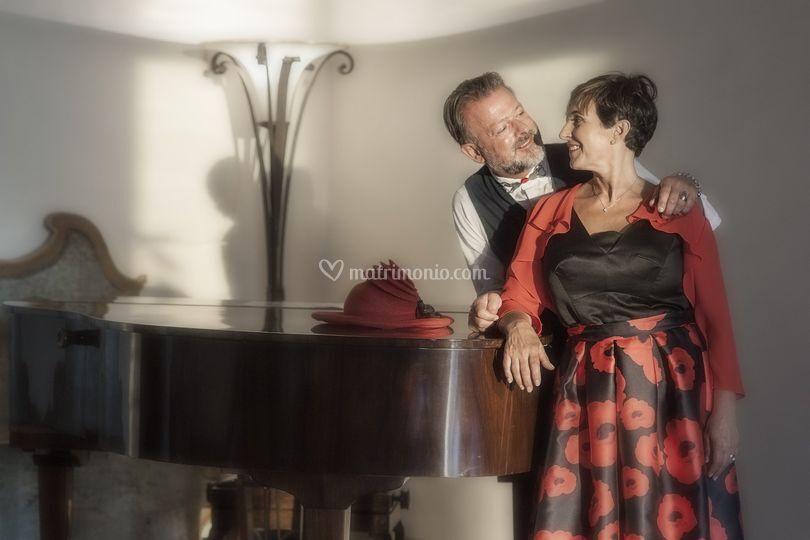 Monica e Alessandro