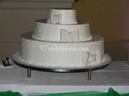 Wedding cake fiocchi