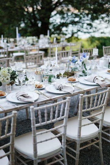Ricevimento nozze - Como