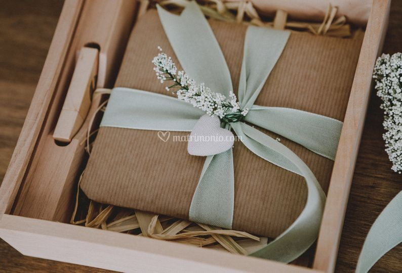 Packaging consegna