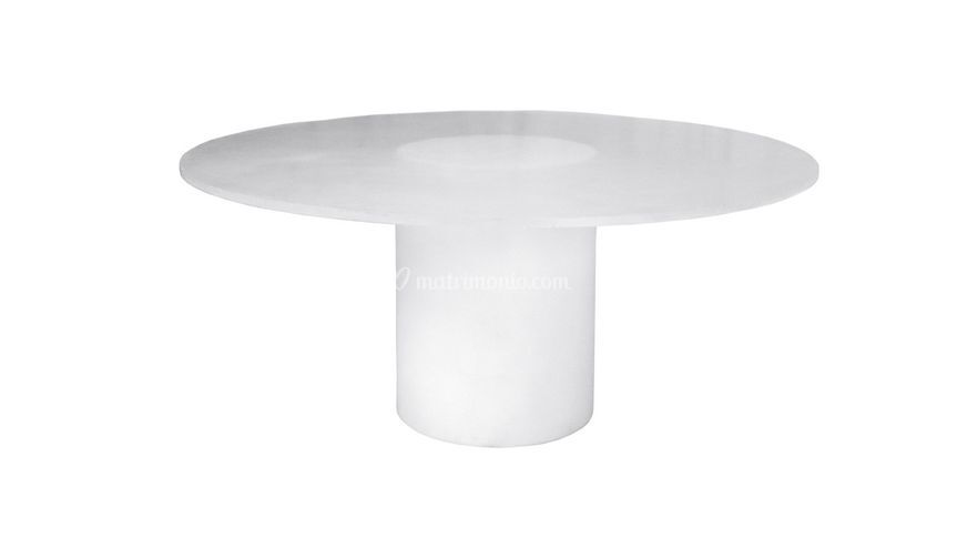 Noleggio tavolo luminoso