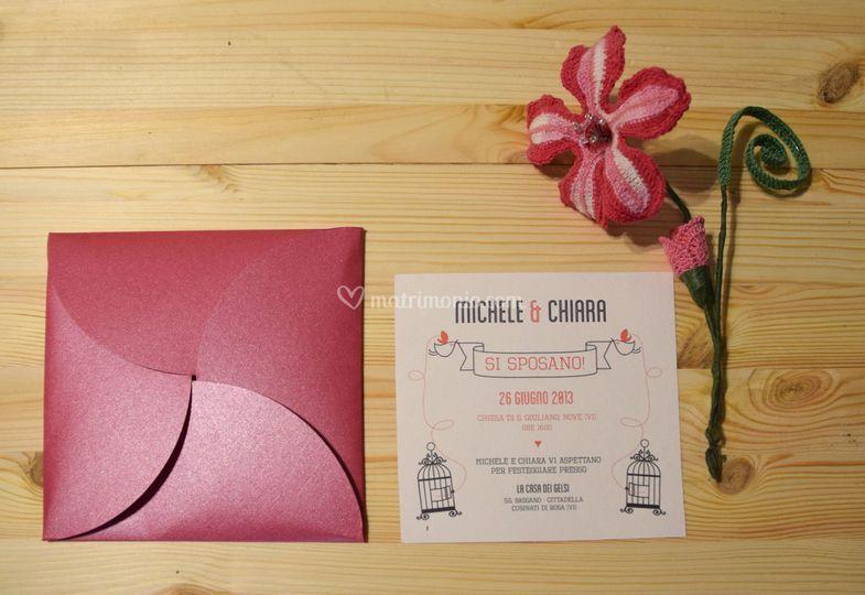 Partecipazioni Matrimonio Brescia.My Wedesign