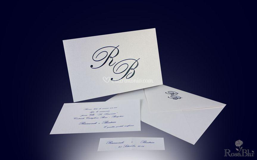 Partecipazione  AA8 Rosa Blu