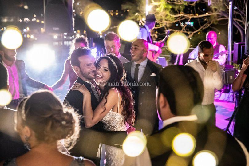 Fotografo - matrimonio - Eolie