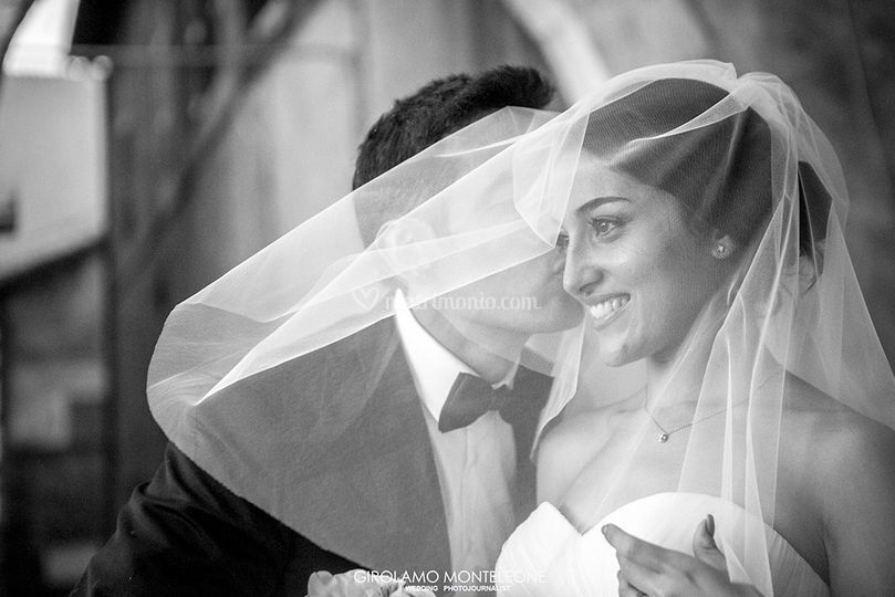 Sguardo sposa di Girolamo Monteleone Wedding Photojournalist
