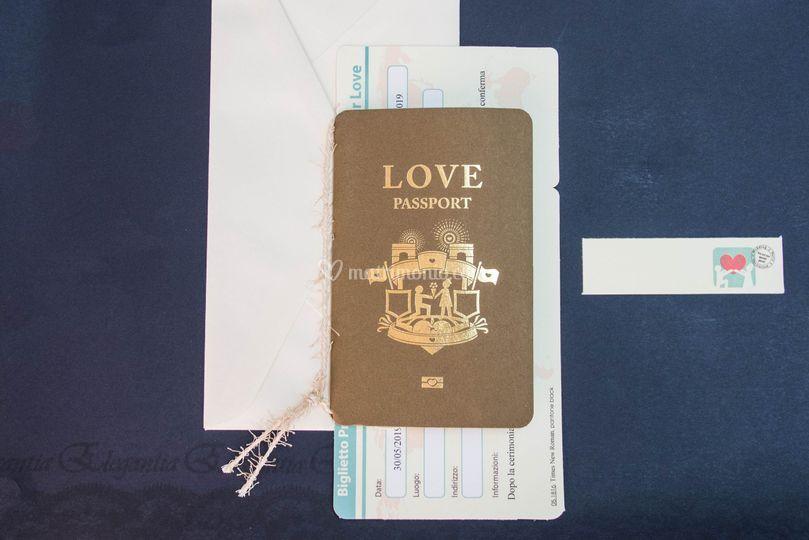 Partecipazione passaporto
