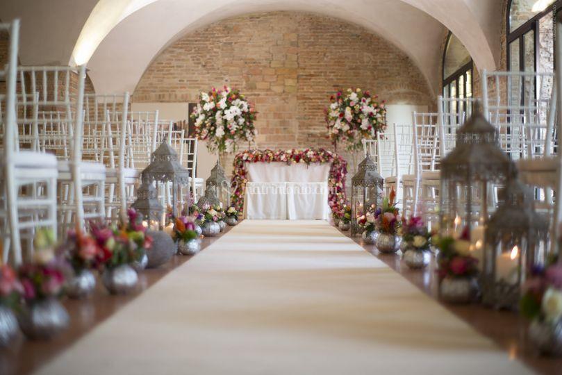 tavolo imperiale di villa la favorita fotos