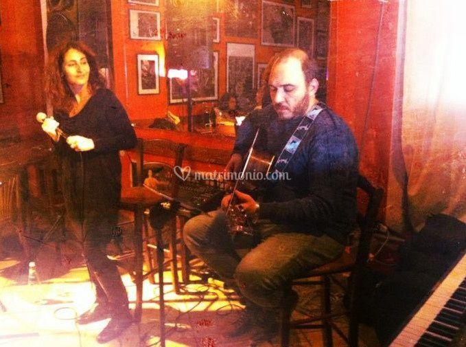 Federica Pileggi & Mirko Guerra Duo
