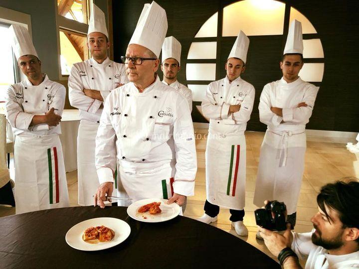 Gli Chef del Gruppo