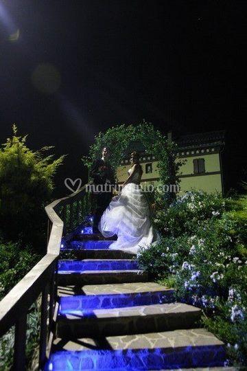Location - la scalinata