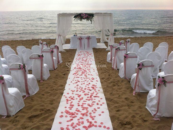 Gazebo Matrimonio Spiaggia : Hotel oasi di kufra