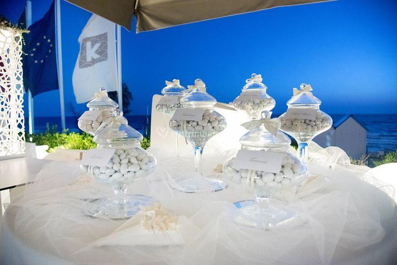 Tavolo dei Confetti