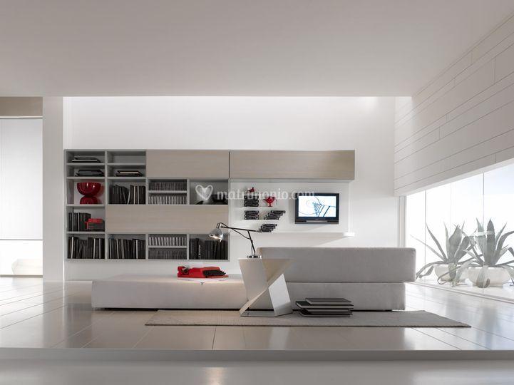 Delca arredamenti for Regalo mobile soggiorno