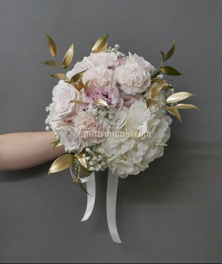 Bouquet composto prezioso