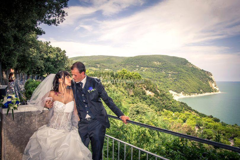 Sirolo-foto matrimonio