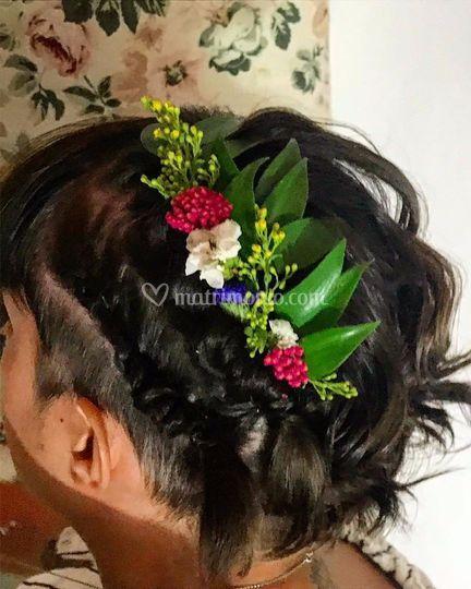 Lucia Pierucci Hair