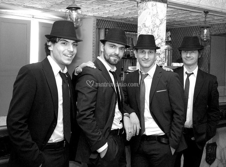 Manhattan Swing Band