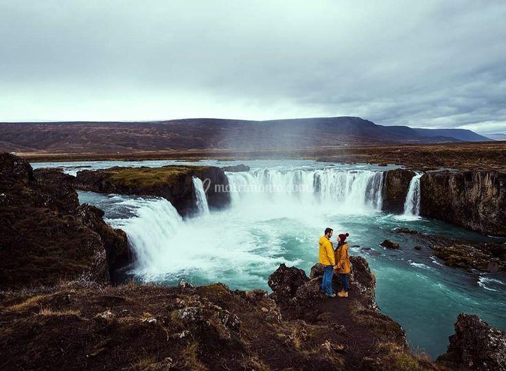 Pre wedding in Islanda