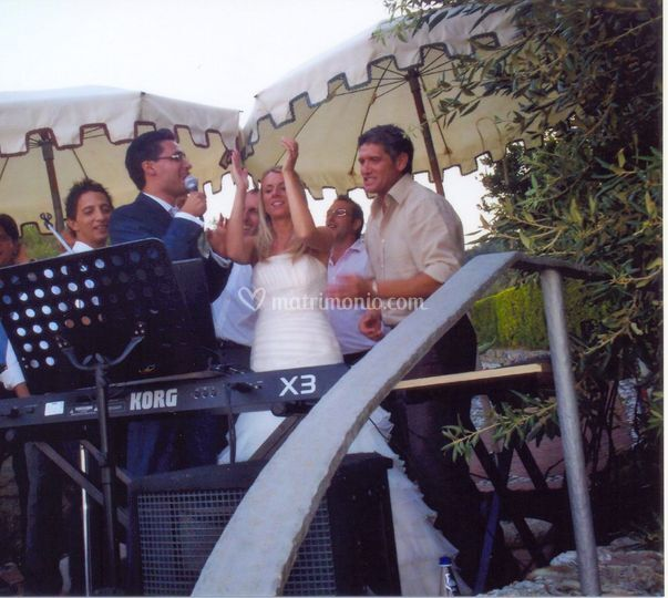 Coinvolgimento sposi