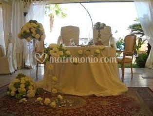 Tavolo sposi di casa del fiore nachira foto - Tavolo matrimonio casa sposa ...
