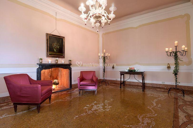 Matrimonio Simbolico In Giardino : The treves ormesini palace