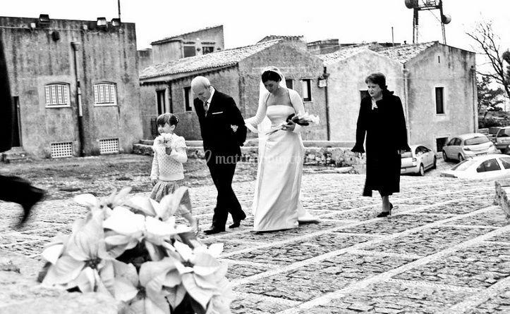 In bianco e nero foto