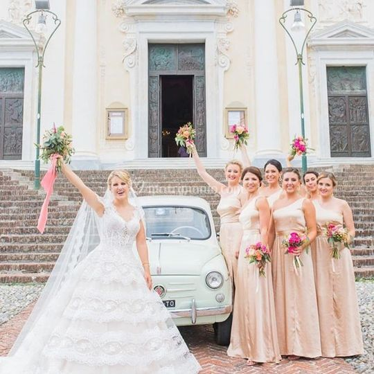 Matrimonio in Liguria