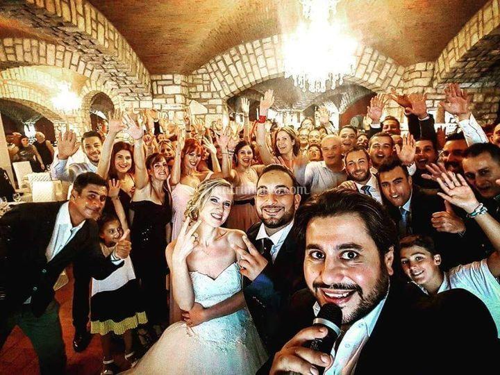 Selfie Tenuta la Fortezza