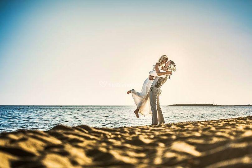Fusion Photo - Spiaggia