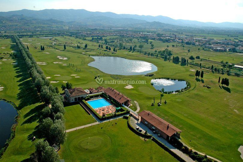 Ristorante Golf Club Le Pavoniere